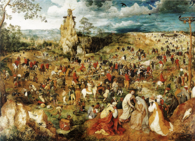 The Procession to Calvary