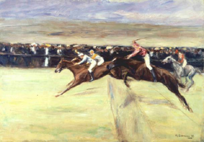 Horse Races in the Cascines