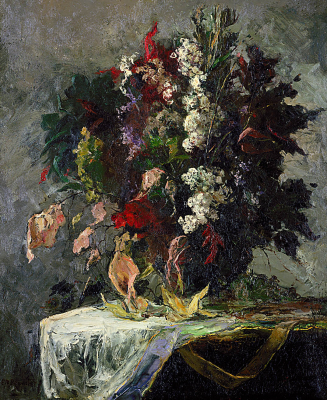 Untitled (floral still life)