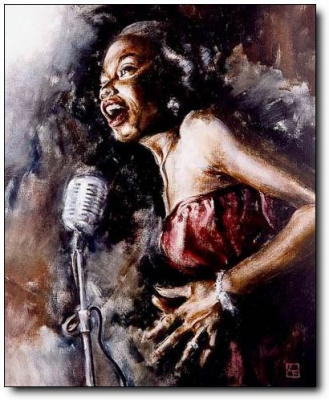 Jazz Paintings N029