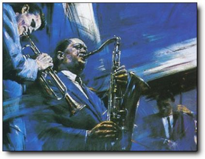 Jazz Paintings N031
