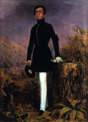 Portrait of Lieutenant Henry Whiting