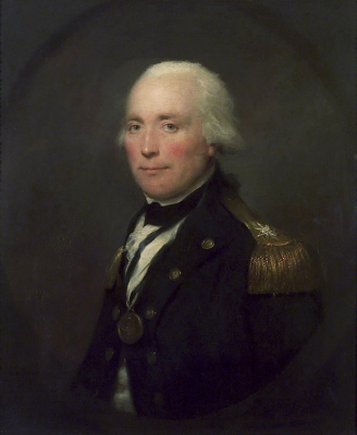 Rear-Admiral Sir Robert Calder