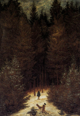The Chasseur in the Forest
