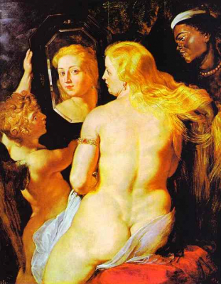 Venus at a Mirror
