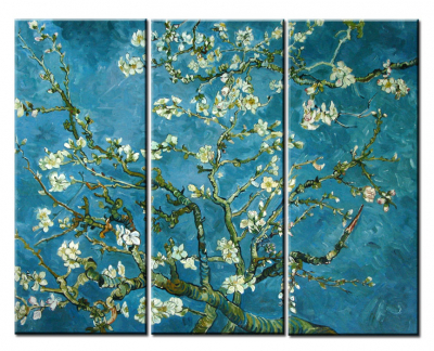 Van Gogh Almond Tree Canvas Sets