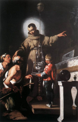 The Miracle of Saint Diego of Alcantara