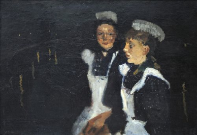 Amsterdam Servant Girls