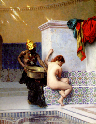 Turkish Bath or Moorish Bath
