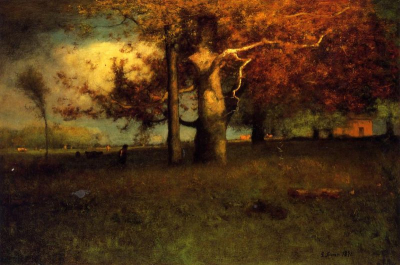 Early Autumn, Montclair