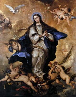 Immaculate Conception b