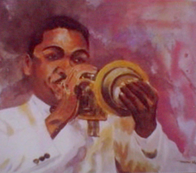 Jazz Paintings N044