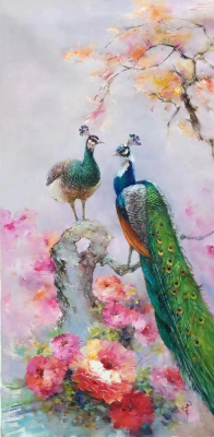 Peacock Paintings N08