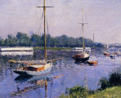 The Basin at Argenteuil