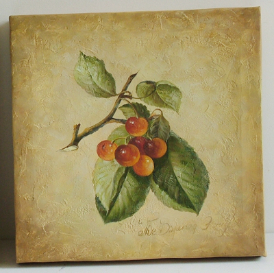 Fruit Decor Art N049