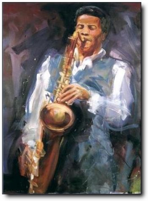 Jazz Paintings N037