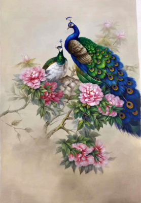 Peacock Paintings N12