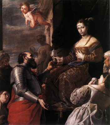 Sophonisba Receiving the Goblet