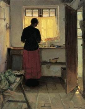 The Maid in the Kitchen