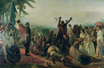 Proclamation of the Abolition of Slavery in the French Colonies 1849