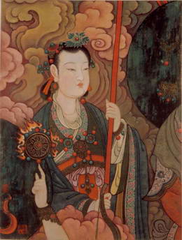 China Dunhang Paintings N096